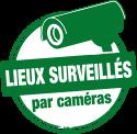 Lieux surveillés par caméras